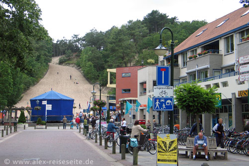 Alex' Reiseseite - Holland 2007 - Schoorl und Umgebung